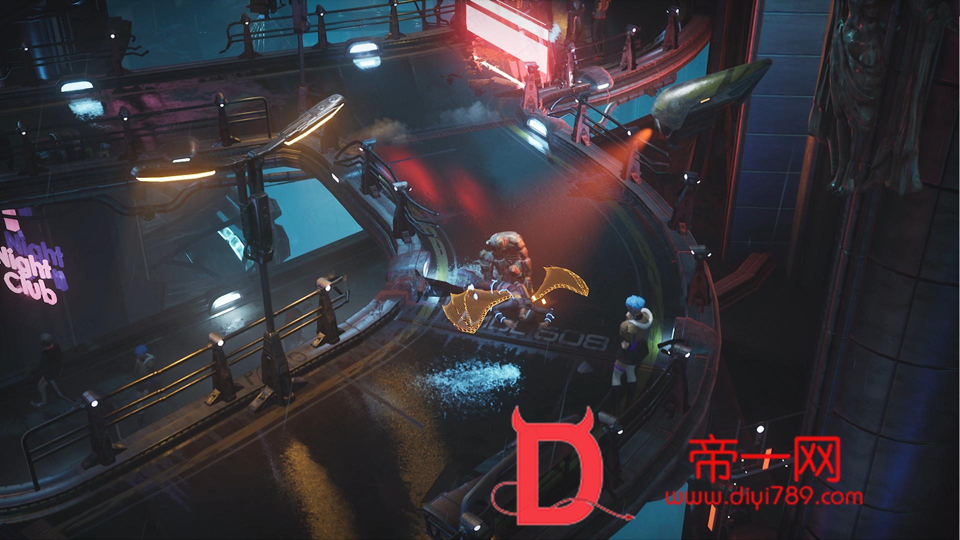 骇游侠探v1.0.45.r46254版本,并整合了之前发布的所有DLCs+更新内容