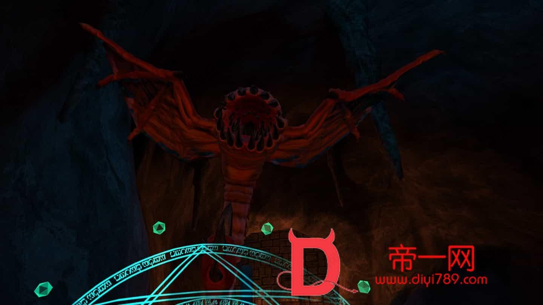 新版Oculus Quest 游戏《Shadowgate VR: The Mines of Mythrok》暗影门:矿山VR下载